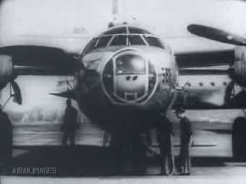 B-32 Dominator Wartime Film Clip
