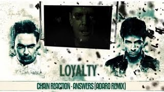Chain Reaction  Answers (Adaro Remix) (OFFICIAL)