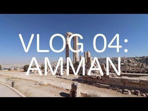 Simon's Vitiligo Vlog 04: Amman