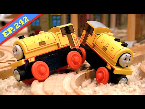 Tender Love and Care | Thomas & Friends Wooden Railway Adventures | Episode 242 |