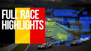 2019 Total 6 Hours of Spa-Francorchamps - Full race highlights!