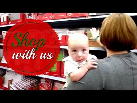 Walmart & Hobby Lobby Shop with Us | Vlog