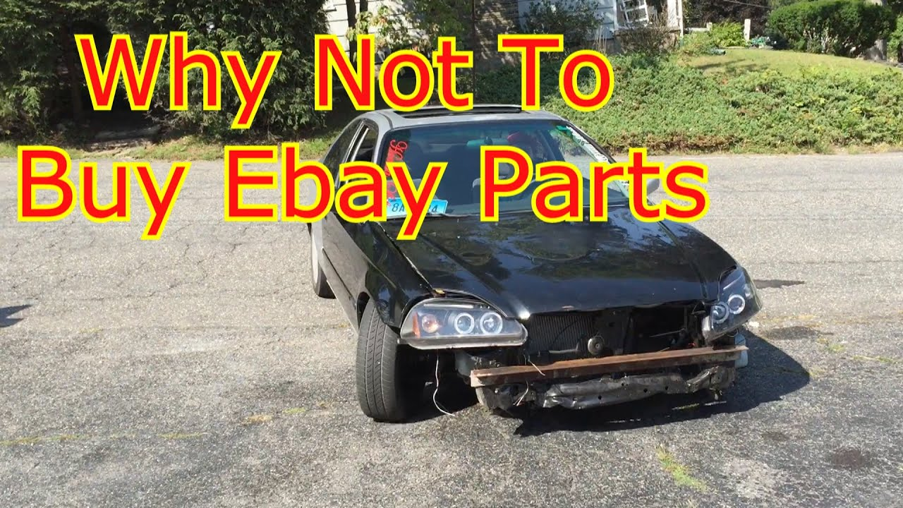 Why Not To Buy Ebay Parts - YouTube