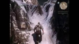 Witcher (Ведьмак) 3 1.22 - досрочное проникновение в крепость Каэр Трольде (сбор полезного там)