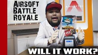 IT WON'T HAPPEN! - Airsoft Battle Royale | Airsoft GI