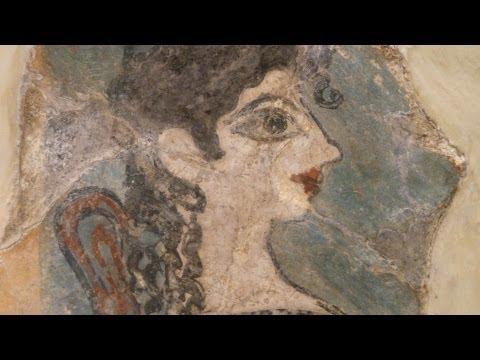 Found at Knossos, Archaeological Museum, Herakion