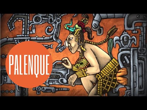 El astronauta de Palenque: La historia de la ciudad Maya de CHIAPAS que tienes que CONOCER
