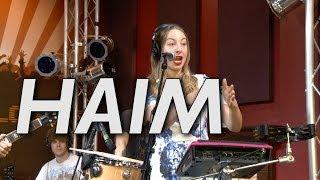 HAIM on The Kidd Kraddick Morning Show - Part 1/2