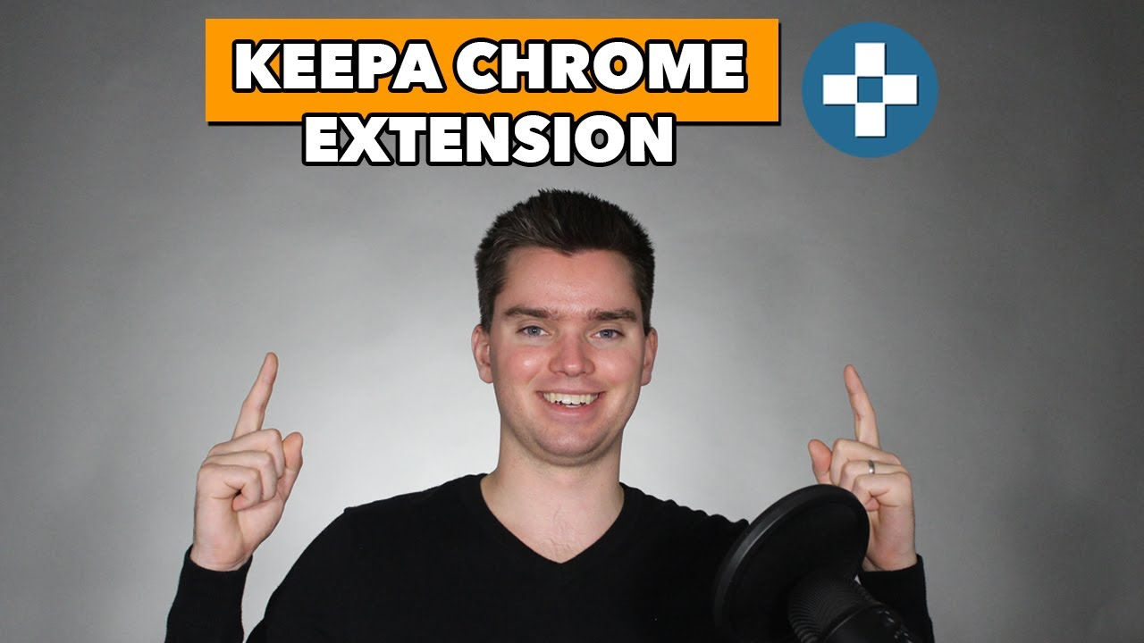 keepa chrome extension