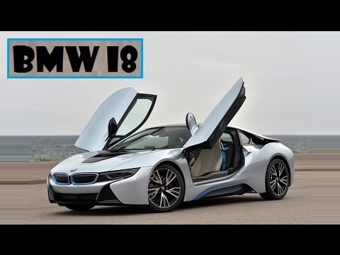 BMW i8, 2015 World Green Car of the Year !