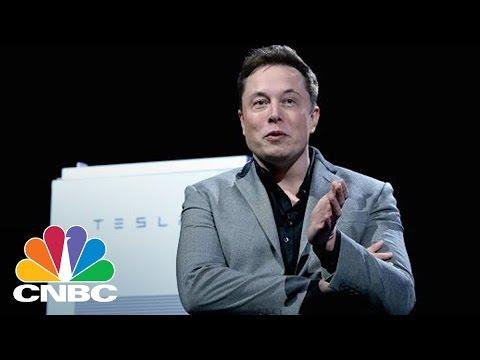 Elon Musk Unveils New Solar Roof | CNBC