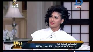 غادة عبد الرازق: كنت هشتغل راقصة لو منجحتش فى التمثيل