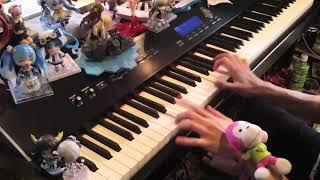 【ピアノ】 ボーカロイドの曲をメドレーにして弾いてみた2017(Vocaloid songs piano medley)