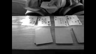 magic with cards!