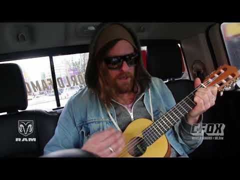 CFOX Ram Jam - Matt Mays NYC Girls (Acoustic)