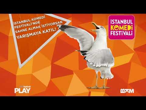 Yetenek Benim Adım Diyorsan İstanbul Komedi Festivali Seni Bekliyor!
