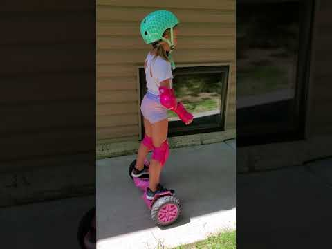 Halo Rover X Hoverboard (Pink) with Addison