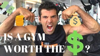 Are gym memberships worth the money