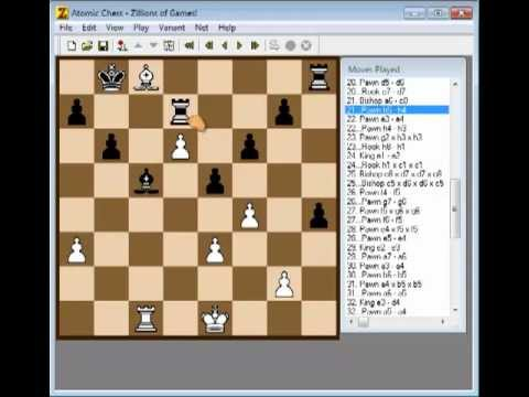 Atomic Chess: Tipau-Nabla + Nabla-Tipau