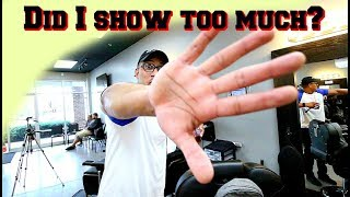 Teaching how to cut hair | DC Hands On & Look and Learn