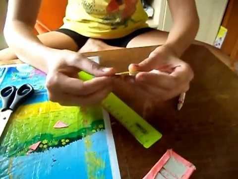 Как сделать блокнот для кукол 316
