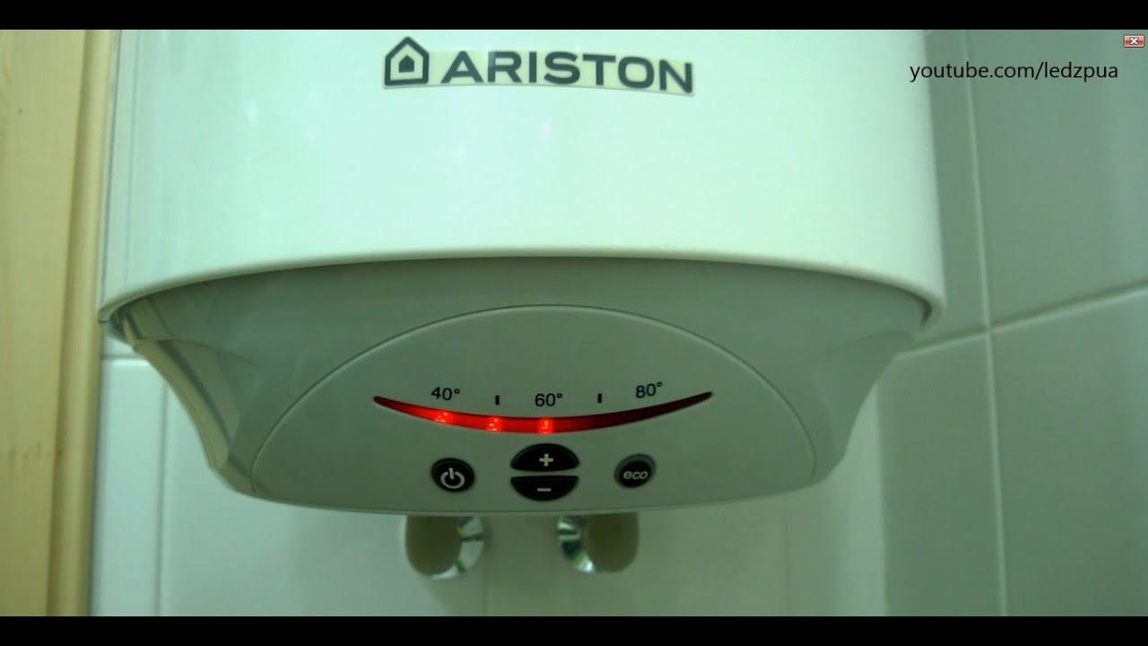 Советы по выбору и установке бойлера / водонагревателя