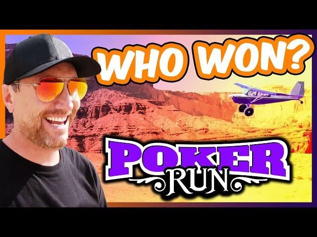 Bush Plane Poker Run Part 2/2