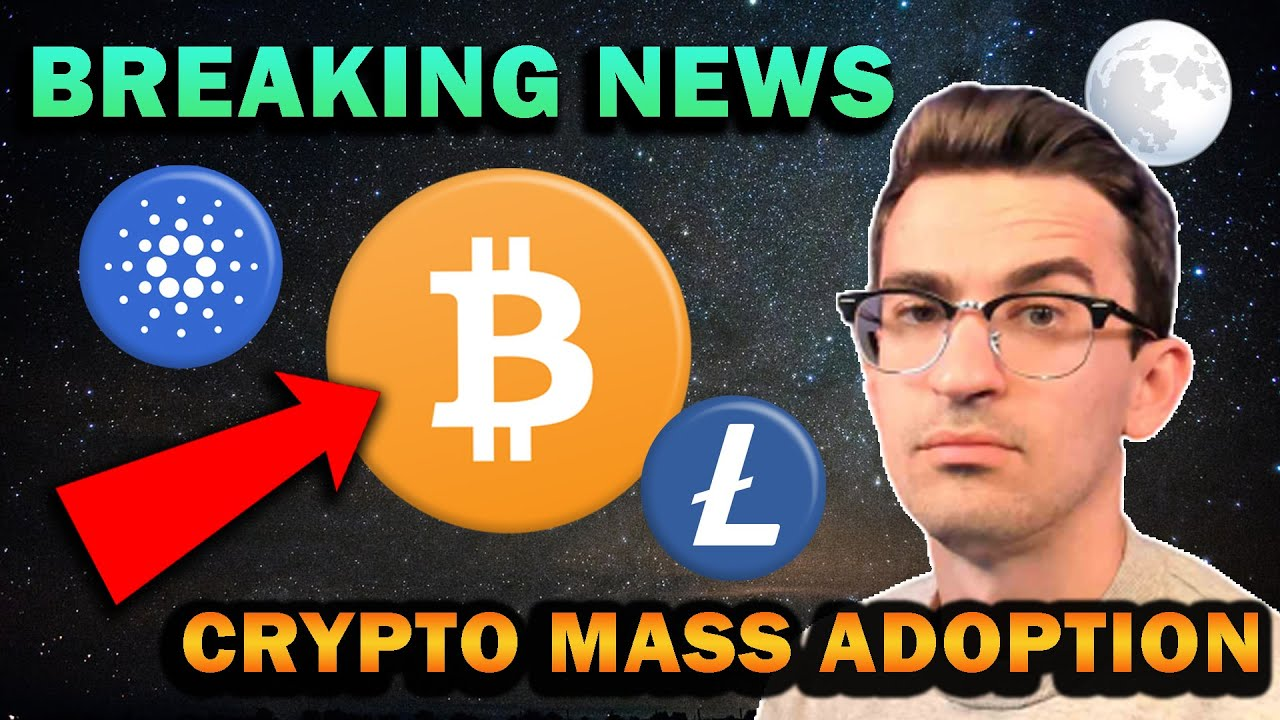 BREAKING NEWS Crypto Gold Rush Is Upon Us YouTube