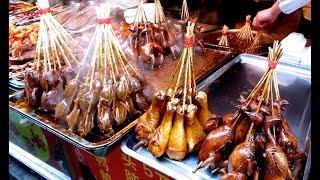 Asian Street Food, Fast Food Street in Asia, Cambodian Street food #260
