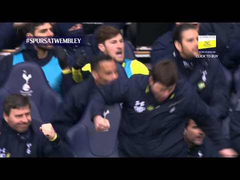 Hot Shot Tottenham 2015 | League Cup Final Charity Song