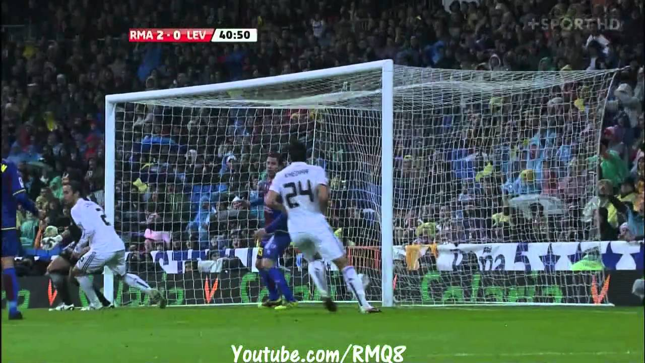 Real Madrid Vs Levante Clip 19.2.2011 Canal Sport HD - YouTube
