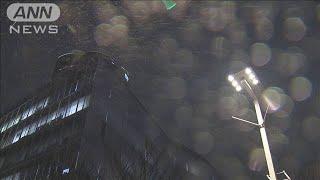 東京都心で初雪を観測 全国最低気温も北海道で更新(20/01/05)