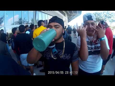 Mililani Trojan Football Oakland Trip 2017