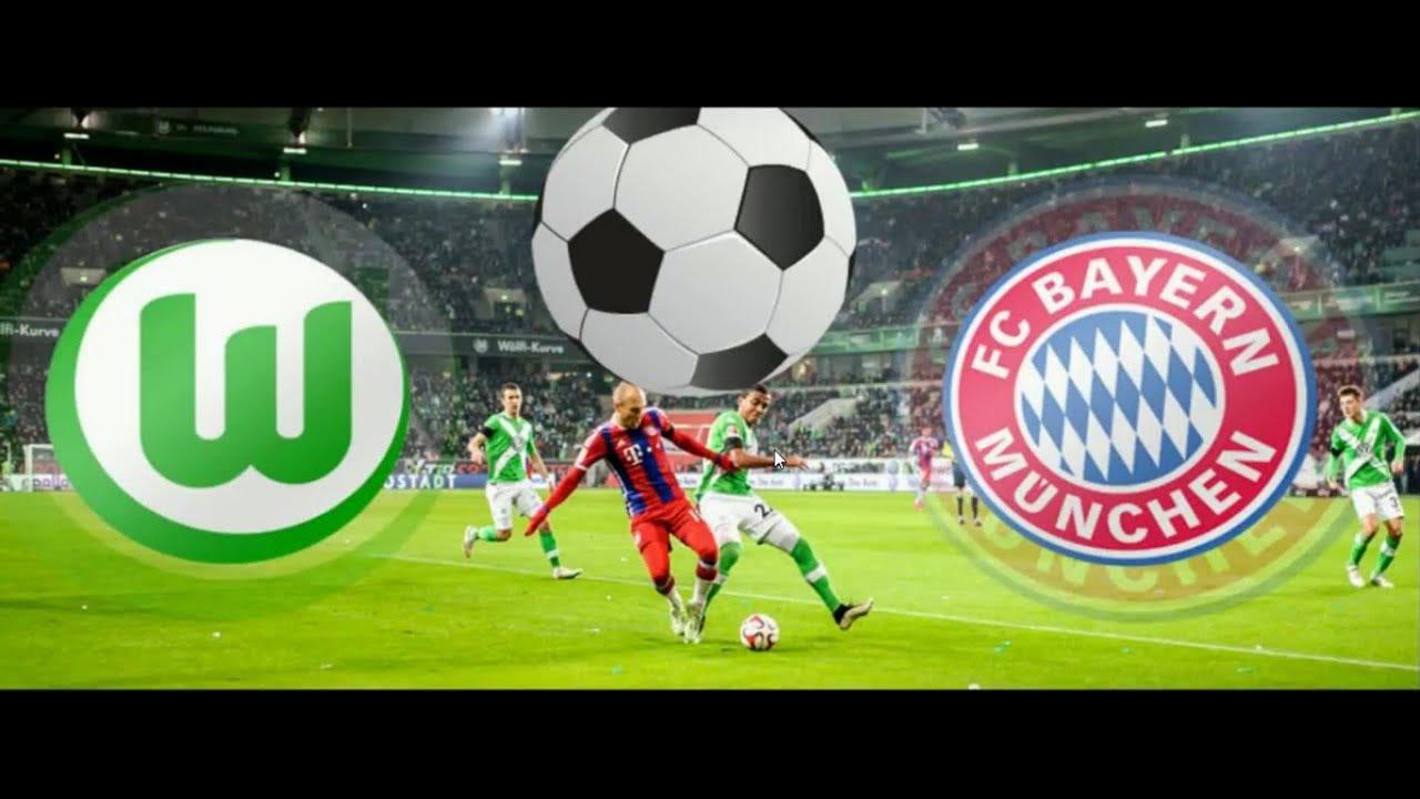 Прогноз матча вольфсбург бавария