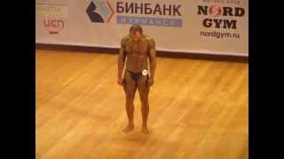 Чемпионат Мурманска среди Молодежи по Бодибилдингу и Фитнес Бикини Апрель 2015