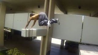 Amazing Parkour and Freerunning 2013