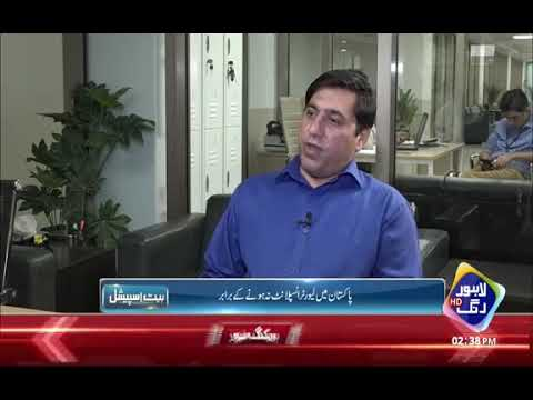 An exclusive talk of Dr. Saeed Akhtar