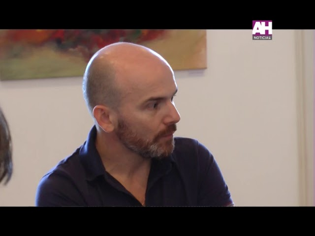 TOMAS SALVATIERRA   DIRECTOR DE JUVENTUD   REUNION REGIONAL DE JUVENTUD EN CHACABUCO