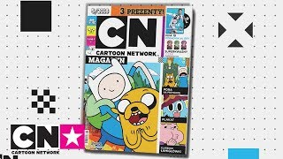 Magazyn Cartoon Network | Cartoon Network