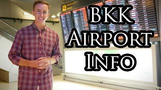 BKK Airport Travel Tips   Airport Raillink