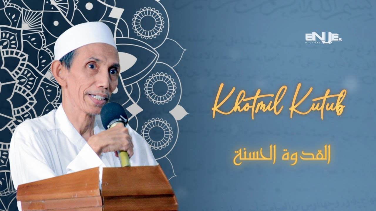 Khotmil Kutub KH. Moh. Zuhri Zaini - Al Qudwatul Hasanah (11/07/2020)