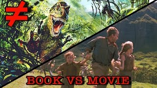 Jurassic Park - What's the Difference?
