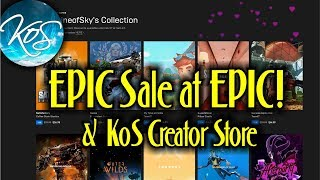 EPIC Sale at EPIC!  Get awesom…