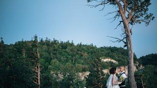 Михаил и Кристина. Свадебный клип.