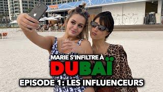 MARIE S'INFILTRE À DUBAI - EP1 : LES INFLUENCEURS (SOUS-TITRES FR)