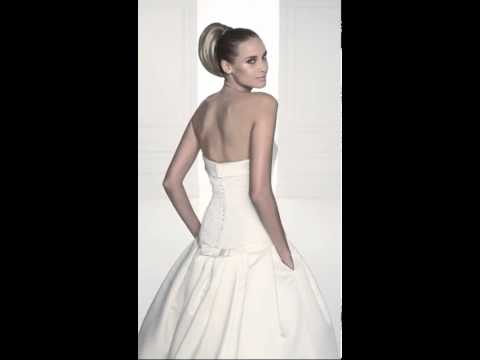Pronovias Barcli Style 2015 Collection Youtube