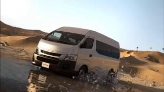 Mitsubishi Canter Van 2016
