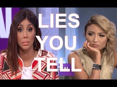 THE REAL TAMAR BRAXTON AND JEANNIE MAI FEUD PART 2