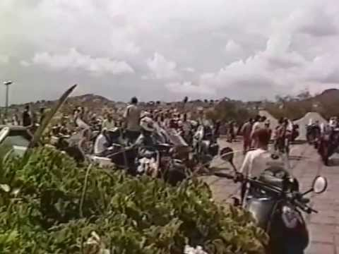 "Paris Denver Panama 1995, Blaye 1994, Montage vidéo ""Moto 74"""