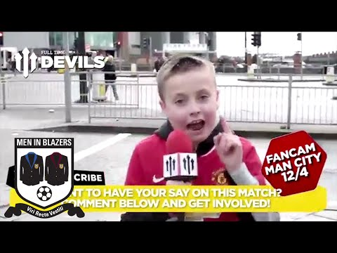 Men in Blazers: Young Manchester United Fan Analyzes Win
